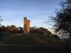 Leith Hill Tower at Dusk