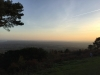 Dusk from Leith Hill 2