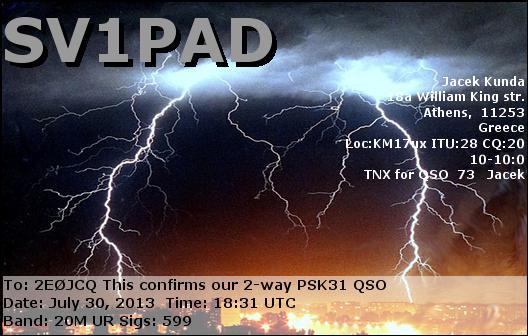 SV1PAD eQSL Card