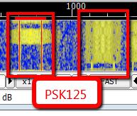 PSK63, PSK125 and Beyond