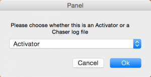 Activator Selection