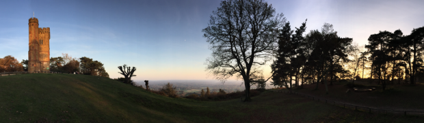 SOTA Activation of Leith Hill (G/SE-002)