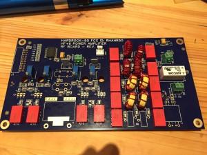 SoftRock Amp Circuit Board