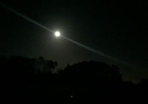 Full Moon & QRPp Fun