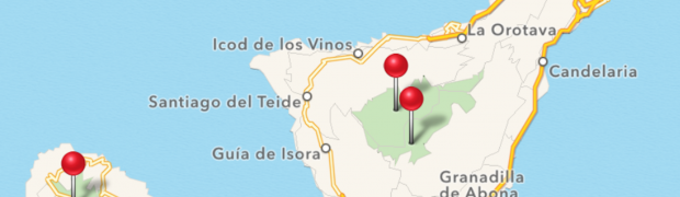 Planning a SOTA DXPedition on the Canary Islands