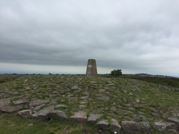 TP1472 Blagdon - also valid for WAB Trigpoint Award