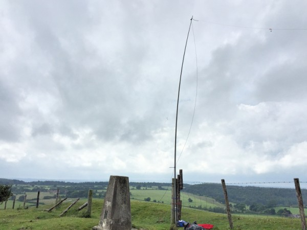 40m Dipole to save the day again!
