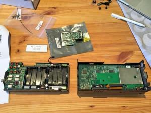 Transverter ready for installation