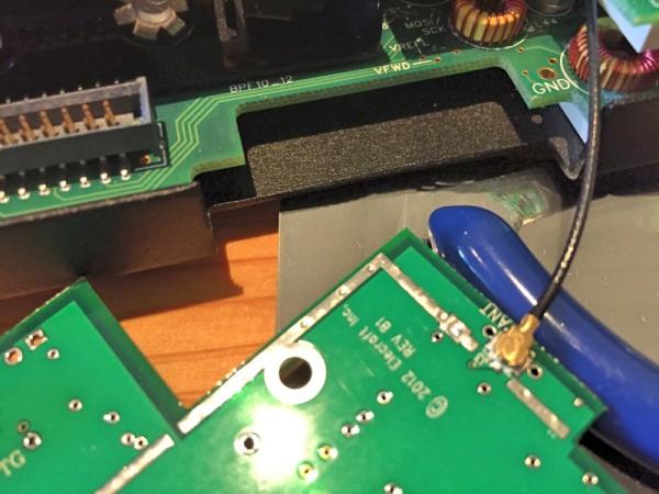Snap On Ultra Miniature Coaxial (UMC) connectors