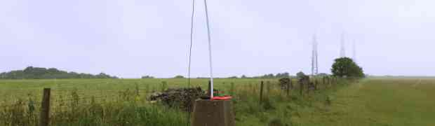 SOTA Activation of Cleeve Hill on 2m FM