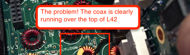 Fixing the Elecraft KX3 High SWR Issue