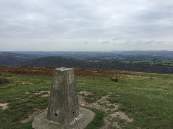 Also a WAB Trigpoint (TP3324)