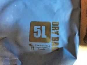 5L Dry Bag for Waterproofing