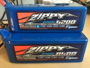 My LiFePo Batteries Side by Side