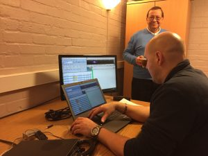 M0NVS Operating using Machine Generated Morse