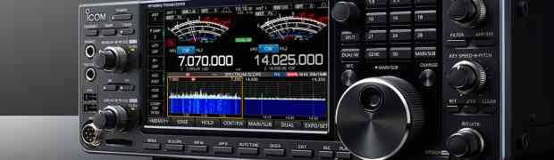 Why Choose the Icom 7300 over the 7610?