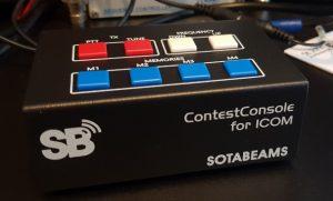 SOTABeams ContestConsole
